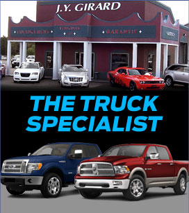 Girard Autos is the truck specialist